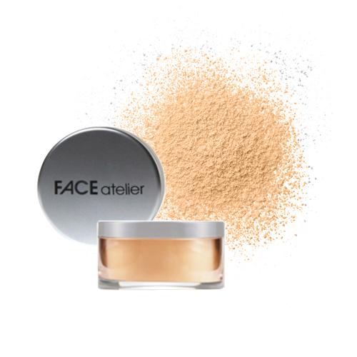 FACE atelier Ultra Loose Powder - Medium Pro, 12.5g/0.4 oz