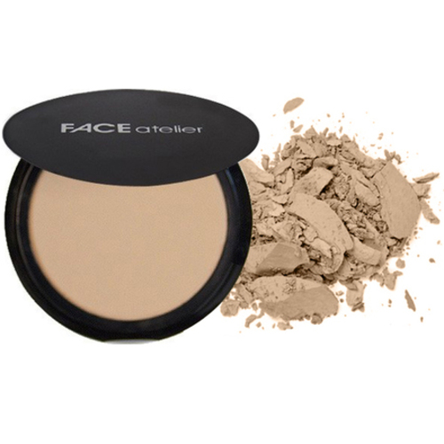 FACE atelier Ultra Pressed Powder - Light, 7.5g/0.3 oz