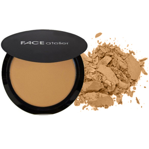 FACE atelier Ultra Pressed Powder - Medium, 7.5g/0.3 oz