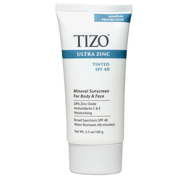 Ultra-Sensitive Sun Protection SPF 40 - Tinted