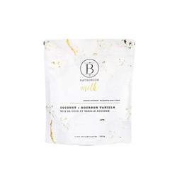 Bathorium Vegan Milk Bath, 250g/8.8 oz