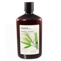 Mineral Botanic Velvet Cream Wash - Bamboo and Pansy