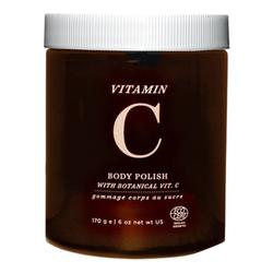 One Love Organics Vitamin C Body Polish, 170g/6 oz