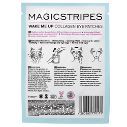 Wake Me Up Collagen Eye Patches - Single