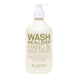 Wash Me All Over Hand and Body Wash