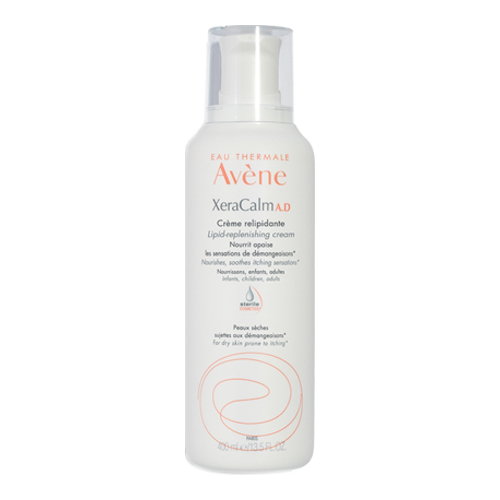 Avene XeraCalm A.D Lipid Replenishing Cream, 400ml/13.5 fl oz