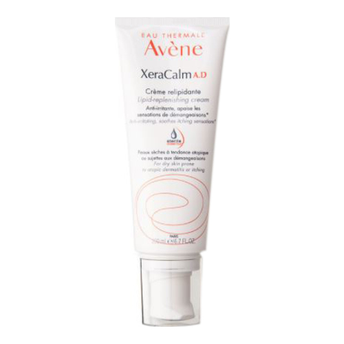 Avene XeraCalm A.D Lipid Replenishing Cream, 200ml/6.8 fl oz