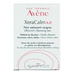 Avene XeraCalm A.D Ultra-Rich Cleansing Bar, 100g/3.5 oz