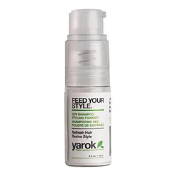 Yarok Feed Your Style Dry Shampoo - Styling Powder, 15ml/0.5 fl oz