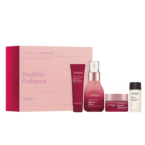 Jurlique Youthful Radiance Herbal Recovery Set, 1 set