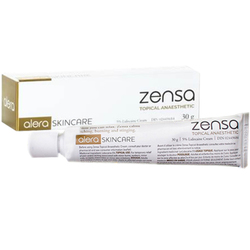 alera SKINCARE Zensa Topical Anaesthetic, 30g/1.1 oz