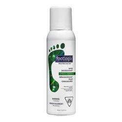 Footlogix #10 Shoe Deodorant Spray, 125ml/4.4 fl oz