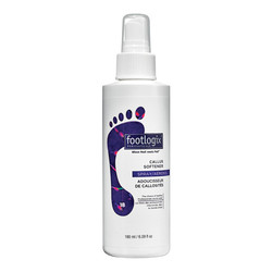 Footlogix #18 Callus Softener, 180ml/6 fl oz