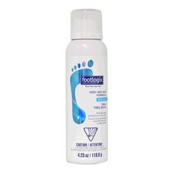 Footlogix #3 Very Dry Skin Formula, 120g/4.2 oz