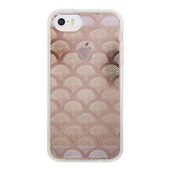 iPhone 5/5s/SE Case - Champagne Lace