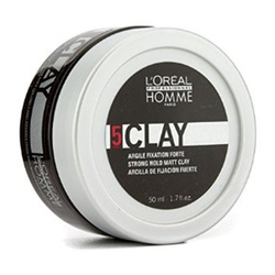 Homme Strong Hold Matt Clay