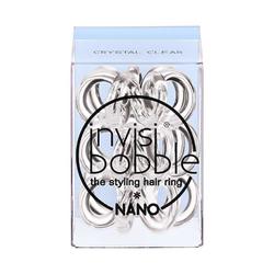 Invisibobble Nano - Crystal Clear, 1 piece