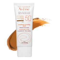 Avene Complexion Correcting Shield SPF 50+ - Dark, 40ml/1.4 fl oz