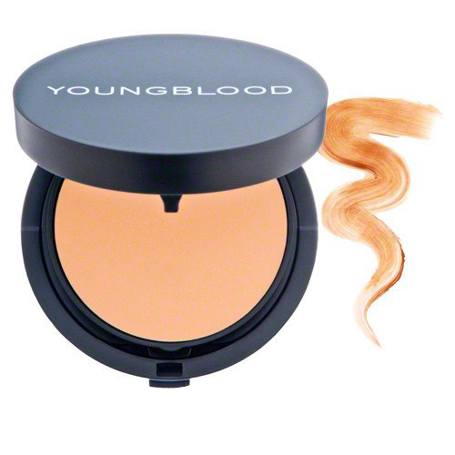 Youngblood Mineral Radiance Creme Powder Foundation - Barely Beige, 7g/0.25 oz