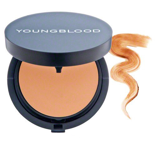 Youngblood Mineral Radiance Creme Powder Foundation - Honey, 7g/0.25 oz