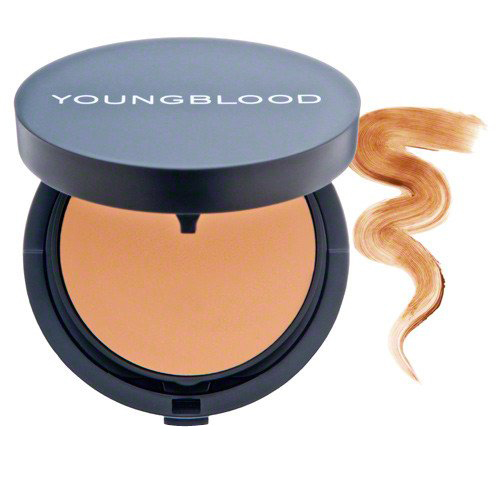 Youngblood Mineral Radiance Creme Powder Foundation - Tawnee, 7g/0.25 oz