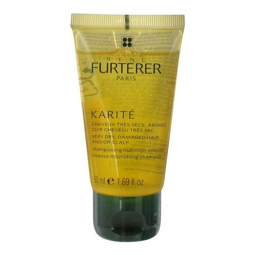Rene Furterer Karite Intense Nourishing Shampoo, 50ml/1.7 fl oz