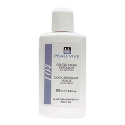 Peau Vive Gentle Face Exfoliant, 250ml/8.5 fl oz