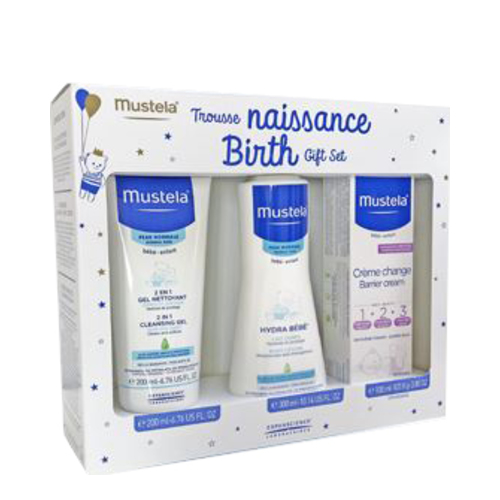 Mustela New Born Gift Set, 1 set