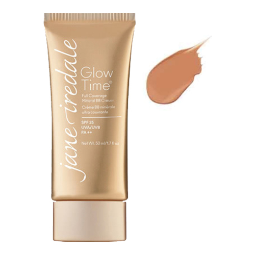 jane iredale Glow Time Coverage Mineral BB Cream - BB8, 50ml/1.7 fl oz