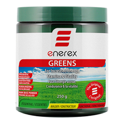 Enerex Greens Original, 250g/8.5 oz