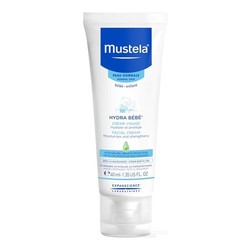 Mustela Hydra Bebe Face Cream, 40ml/1.4 fl oz