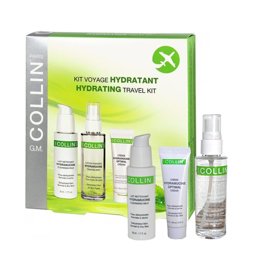 GM Collin Hydrating Kit for Dehydrated Skin, 1 set