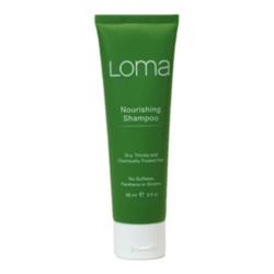 Loma Organics Nourishing Shampoo - mini, 89ml/3 fl oz
