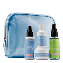 B Kamins Oily and Combination Skin Starter Kit, 1 set