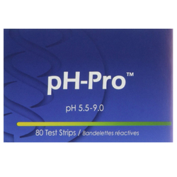 pH-Pro pH Booklet (80 test strips)