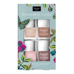 Patent Shine 10X Nail Lacquer Set - Polished Nudes