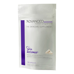 Advanced Nutrition Programme Skin Accumax Value Pack, 180 capsules