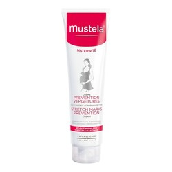 Mustela Stretch Marks Prevention Cream - Fragrance Free, 150ml/5.1 fl oz