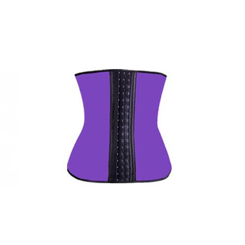 Shooku Shaper Waist Trainer in Purple - XS Size, 1 piece