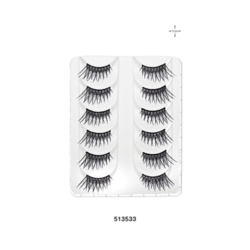 Natural Corner False Eyelashes