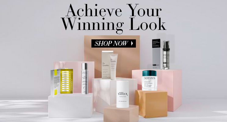 Achieve Your Winning Look
