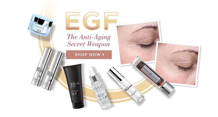 EGF is your new skin anti-aging superhero