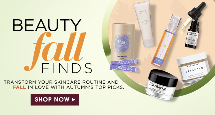 Beauty Fall Finds