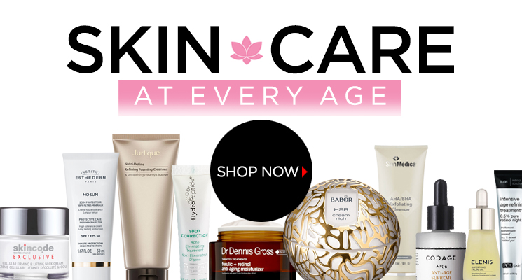 Skin Care at Every Age