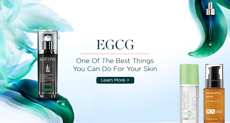 EGCG: One Of The Best Things You Can Do For Your Skin